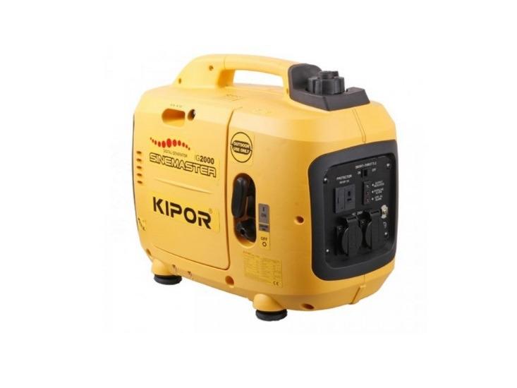 kipor ig2000 inverter benzin stromerzeuger 2 kva 230v kipor power products. Black Bedroom Furniture Sets. Home Design Ideas